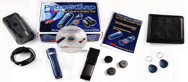 Proxiguard system