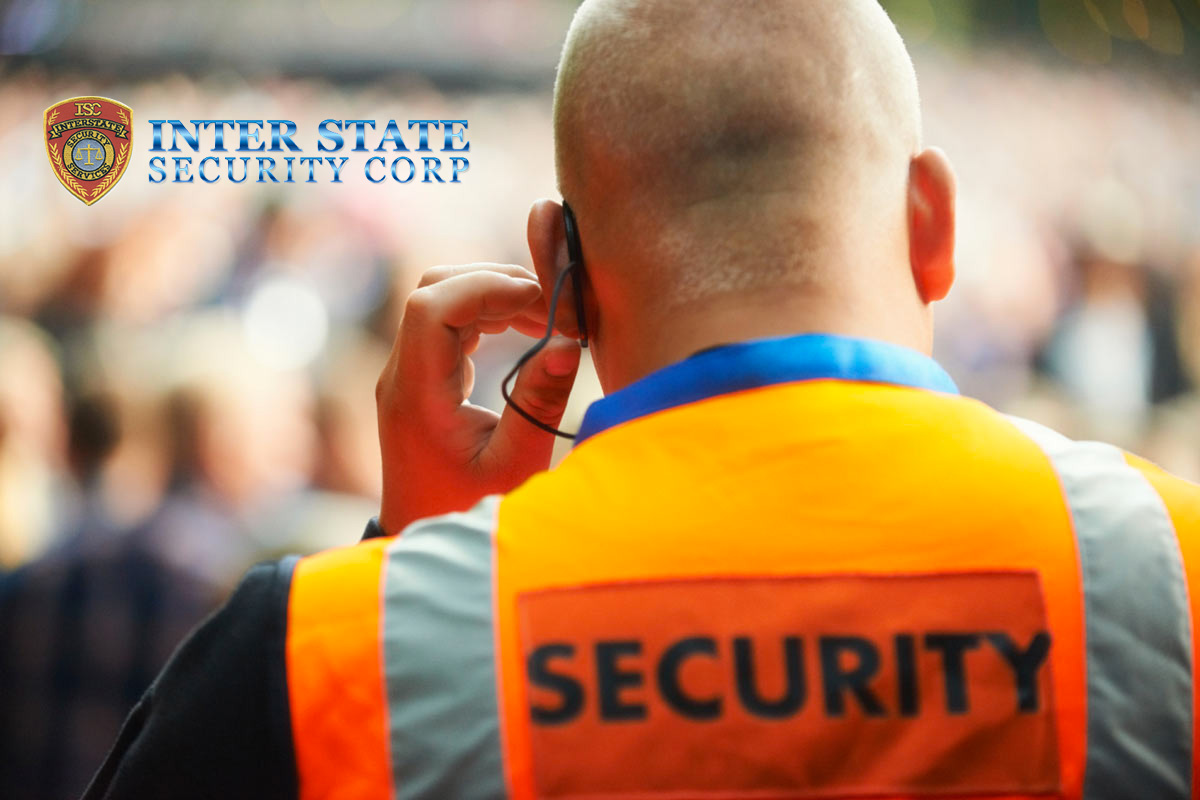 Using Private Security Companies For Your Events