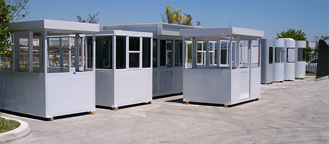 portable gatehouses