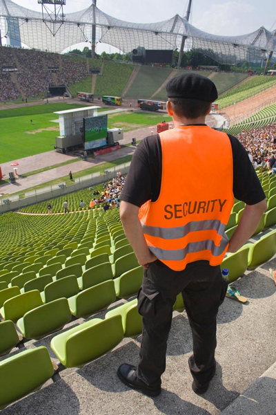 security officer companies