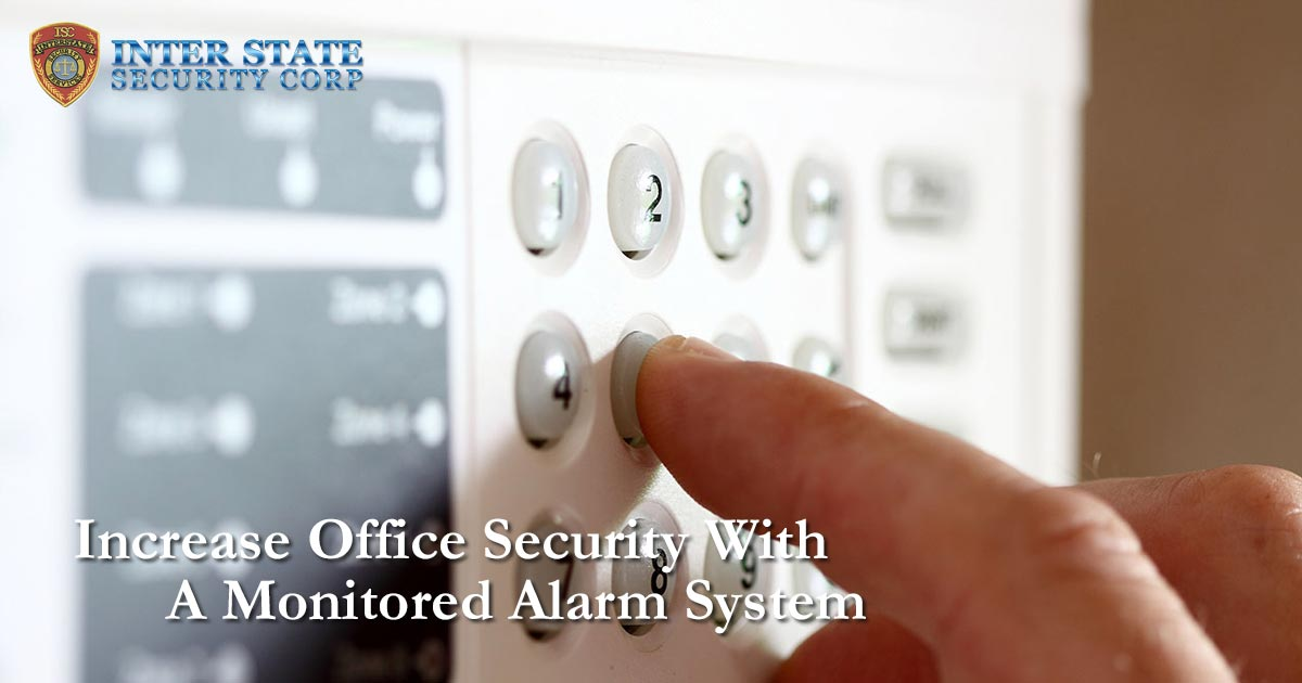 Monitored Alarm System
