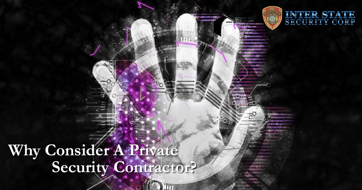 Private Security Contractor