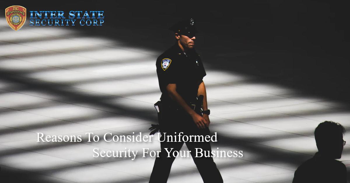 Uniformed Security