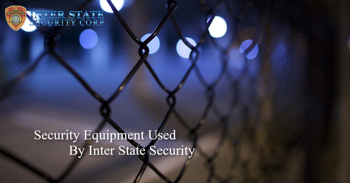 Security Equipment